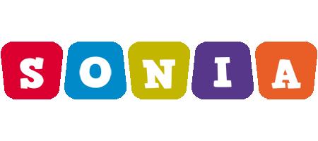 Sonia daycare logo
