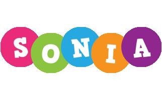 Sonia friends logo
