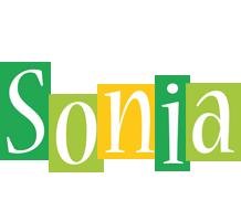Sonia lemonade logo