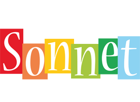 Sonnet colors logo