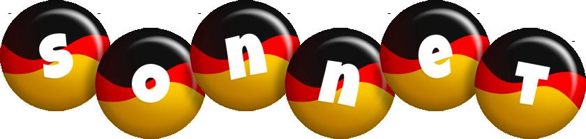 Sonnet german logo