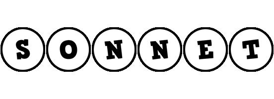 Sonnet handy logo