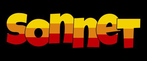 Sonnet jungle logo