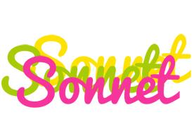 Sonnet sweets logo