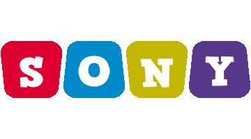 Sony kiddo logo