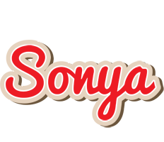 Sonya chocolate logo