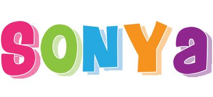 Sonya Logo | Name Logo Generator - Smoothie, Summer