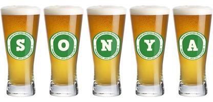 Sonya lager logo