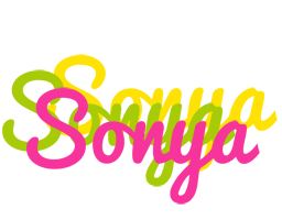 Sonya sweets logo