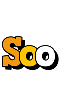 Soo cartoon logo