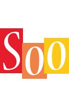 Soo colors logo