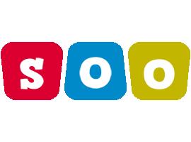 Soo daycare logo
