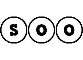 Soo handy logo