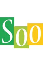 Soo lemonade logo