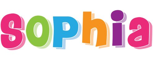 Sophia friday logo