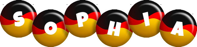 Sophia german logo