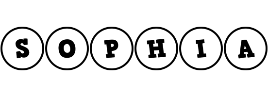 Sophia handy logo