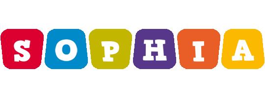 Sophia kiddo logo