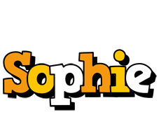 Sophie cartoon logo