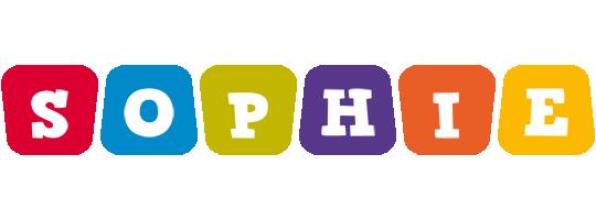 Sophie daycare logo
