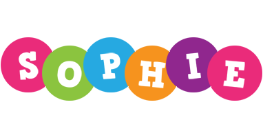 Sophie friends logo