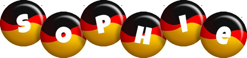 Sophie german logo