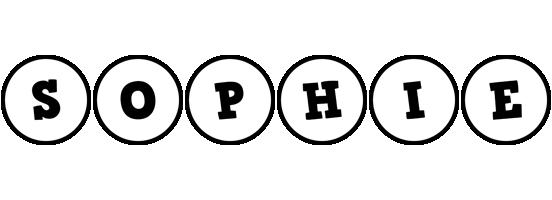 Sophie handy logo