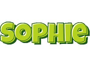 Sophie summer logo