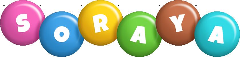 Soraya candy logo