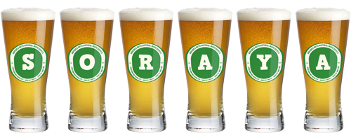 Soraya lager logo