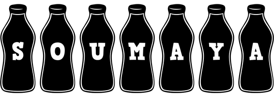Soumaya bottle logo