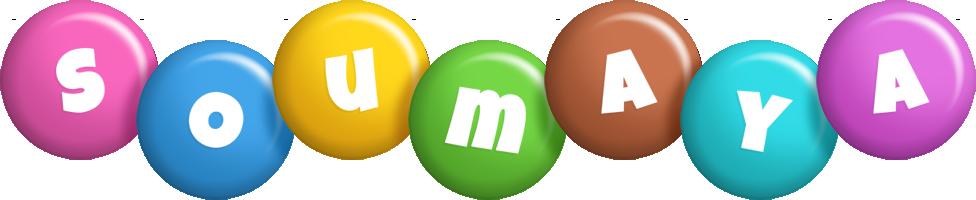 Soumaya candy logo