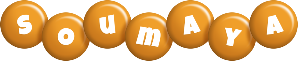 Soumaya candy-orange logo