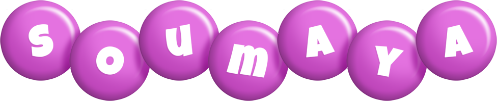 Soumaya candy-purple logo