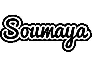 Soumaya chess logo