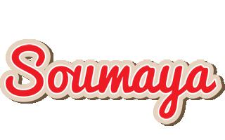 Soumaya chocolate logo