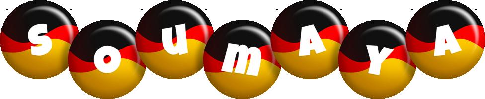 Soumaya german logo