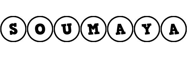 Soumaya handy logo