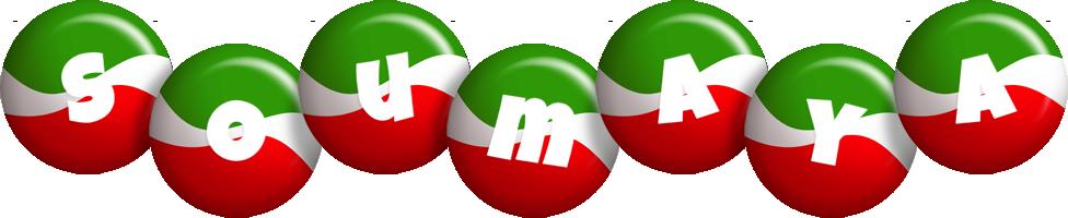 Soumaya italy logo