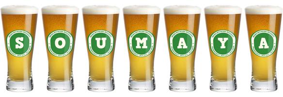 Soumaya lager logo