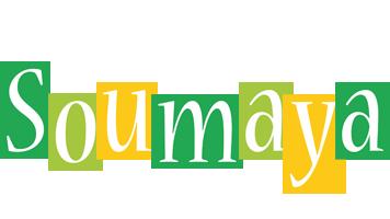 Soumaya lemonade logo