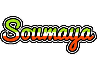 Soumaya superfun logo