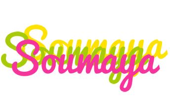 Soumaya sweets logo