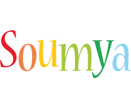 Soumya birthday logo