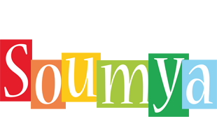 Soumya colors logo