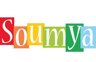 Soumya colors logo