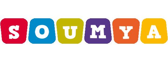 Soumya kiddo logo