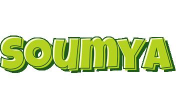 Soumya summer logo
