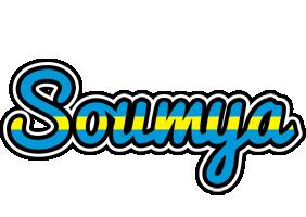 Soumya sweden logo