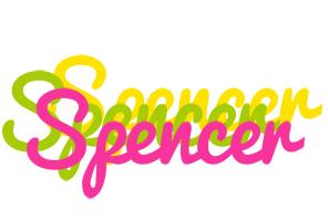Spencer sweets logo